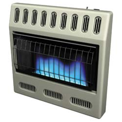 Comfort Glow compact gas fireplace system the smallest zero clearance fireplace system available.